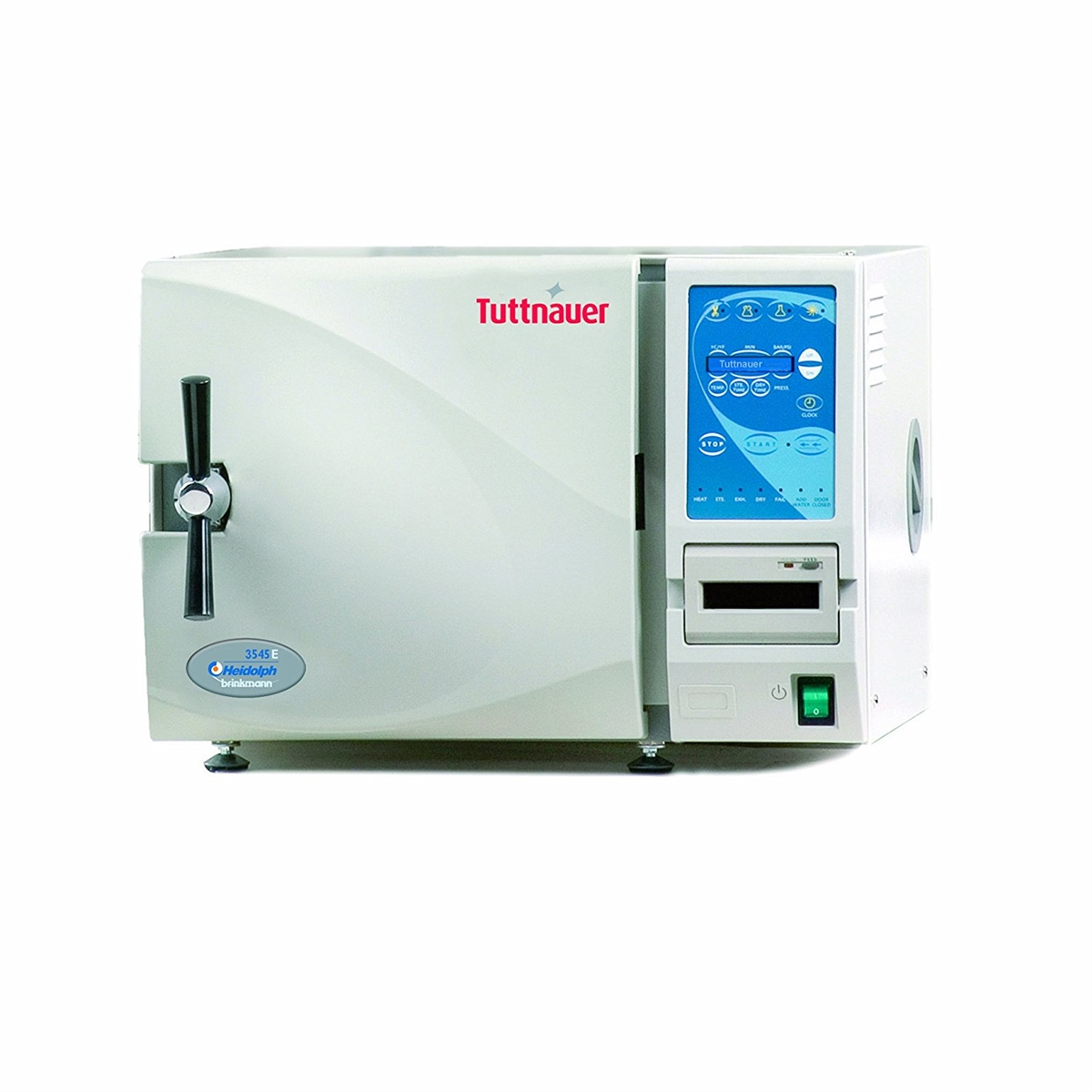 Heidolph Tuttnauer 3545E Electronic Autoclave