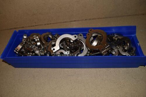 @@ CLAMP LOT - VALVE  CLAMPS DIFFERENT SIZES 38+ (SA)