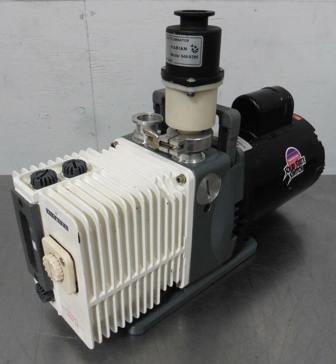 C157879 Alcatel Pascal 2005 SD / 2005SDMLDM Vacuum Pump (Varian 03-920260-00)