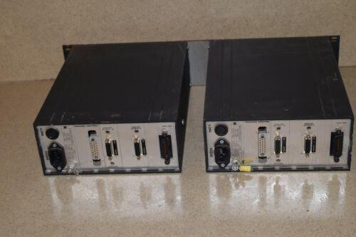 GRANVILLE PHILLIPS 316 VACUUM GAUGE CONTROLLER LOT OF TWO (CN)