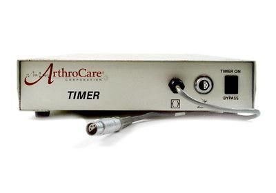 Arthrocare System 2000 Timer