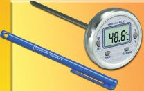 New Traceable Dishwasher Metal Thermometer