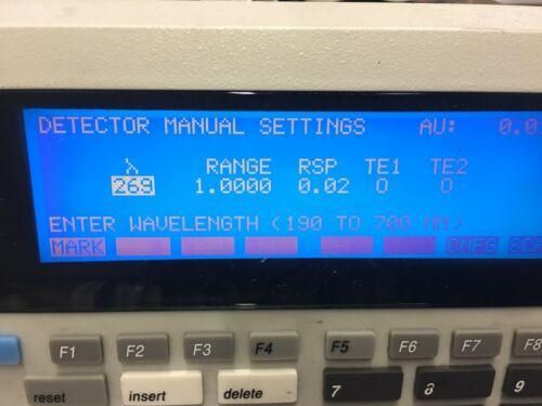PerkinElmer Series 200 HPLC UV/VIS Detector N2920010 Lamp Not Included