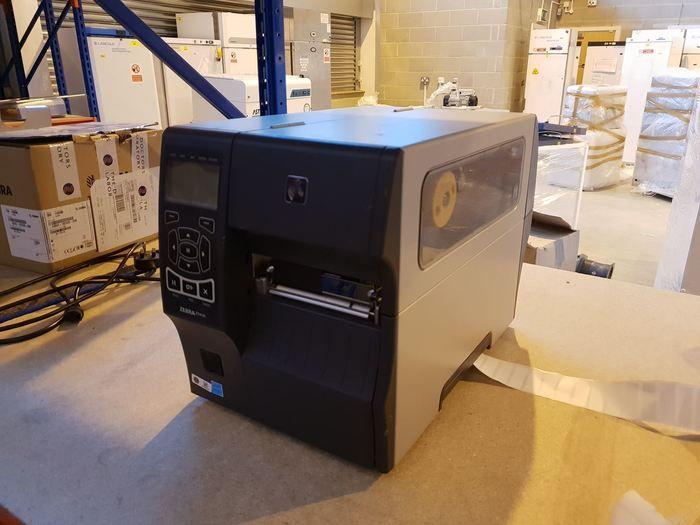Zebra ZT410 Wireless Label Printer - Monochrome | For Sale | Labx Ad