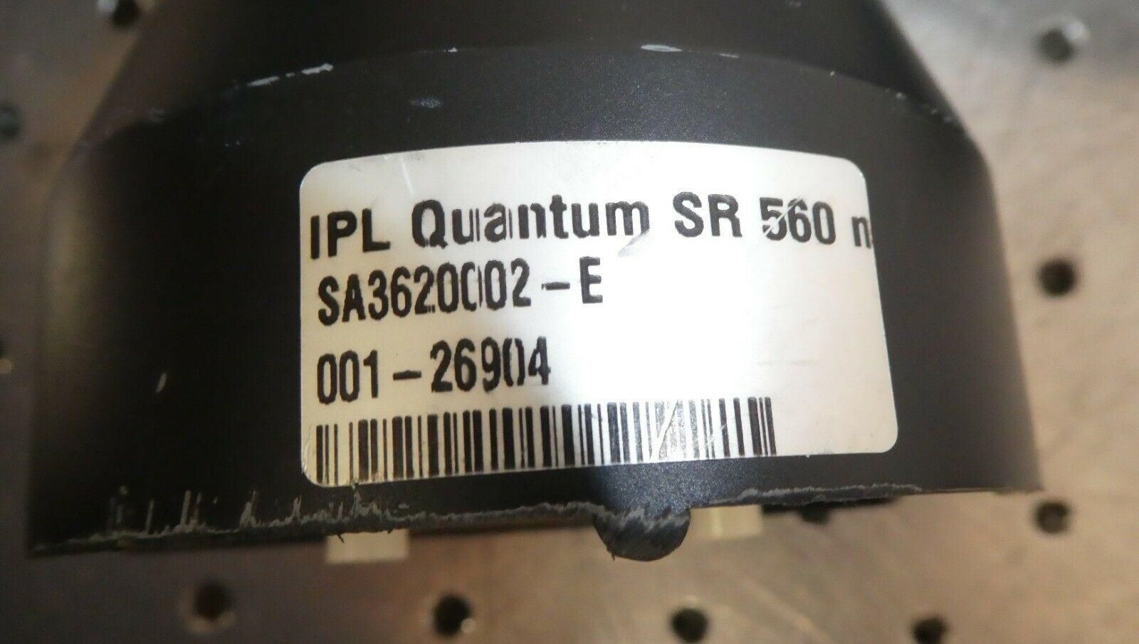 R159330 Lumenis IPL Quantum SR 560 N Laser Treatment Head SA362002-H SR560