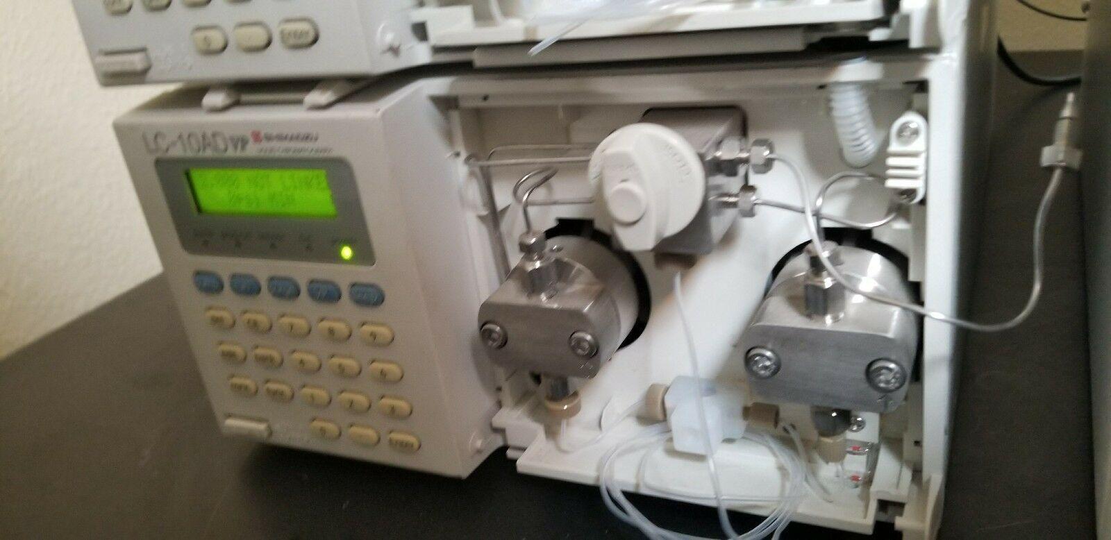 PE Sciex API 2000 LC/MS/MS System with Shimadzu LC10ADVP HPLC