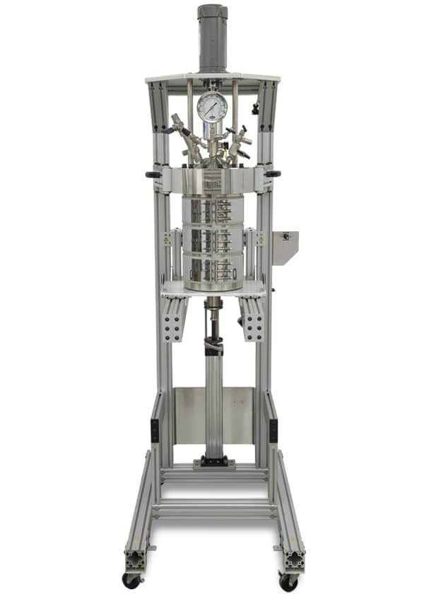 Parr Instrument Company- Series 4555 Floor Stand Reactors