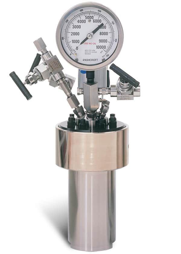 Parr Instrument Company- Series 4570 HP/HT Reactors