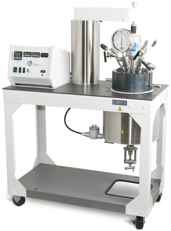 Parr Instrument Company- Series 4580 HT Reactors, 3750 & 5500 mL