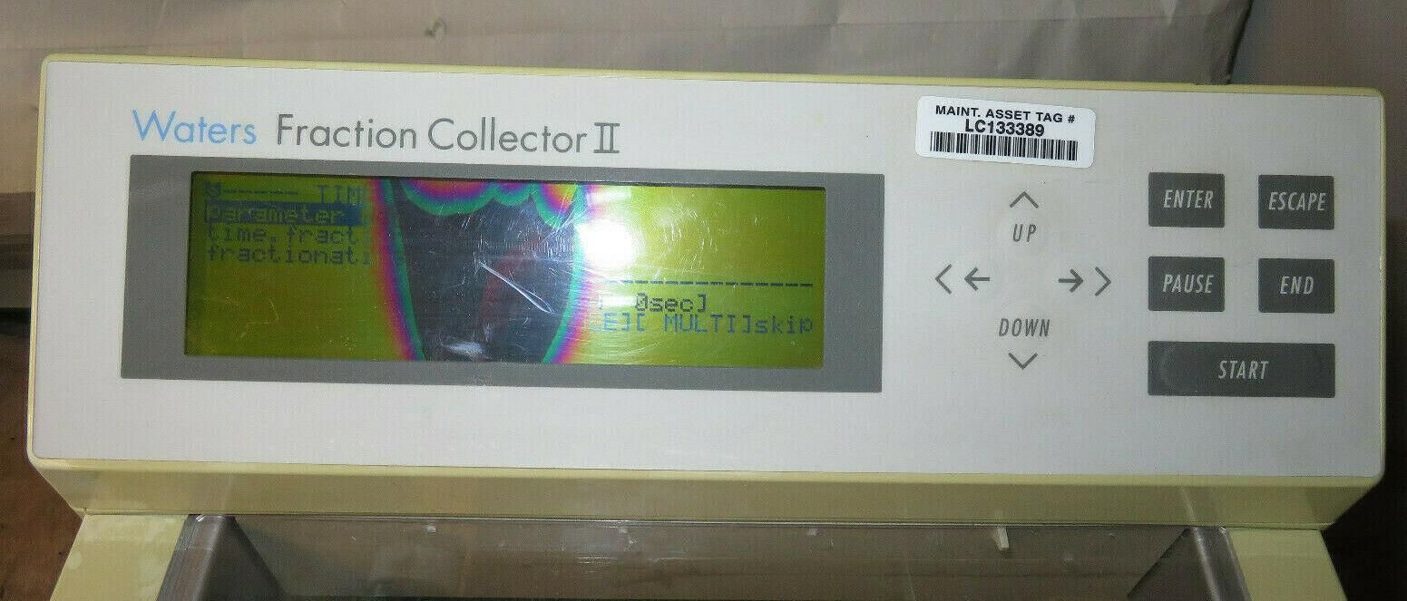 Waters Fraction Collector II 725000126 (for parts or repair)