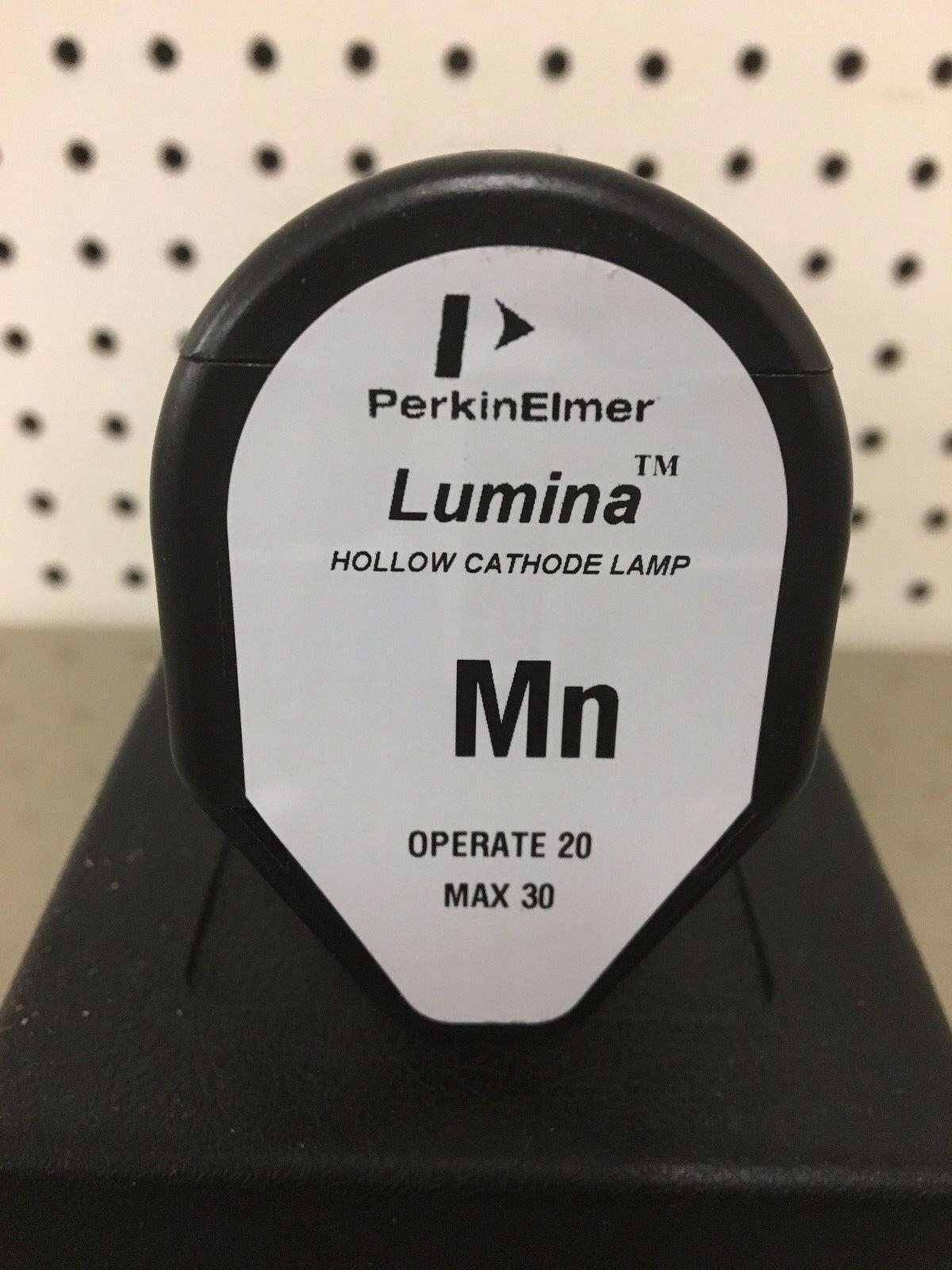 Perkin Elmer Lumina Lamp N305-0145 (Mn) Manganese for AA