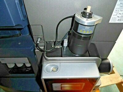 WATERS QTOF MS SYSTEM XEVO MASS SPECTROMETER WITH ZSSPRAY ESI/APCI/ESCI 14125/R
