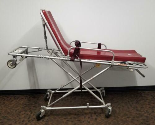 Ferno 35A X-Frame Ambulance Cot Stretcher