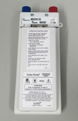 Alaris Ivac 2180CX01EE Turbo Temp Electronic Thermometer without Probes