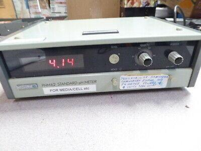 RADIOMETER COPENHAGEN PHM62 STD PH METER IN GOOD WORKING COND 14313 A.B/KR