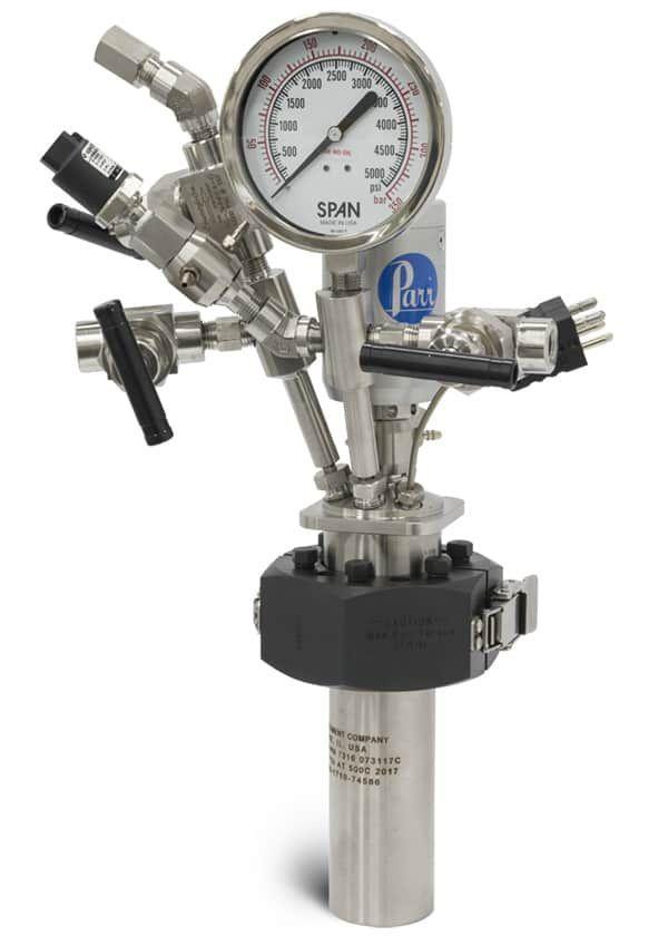 Parr Instrument Company- Series 4590 Micro Stirred Reactors