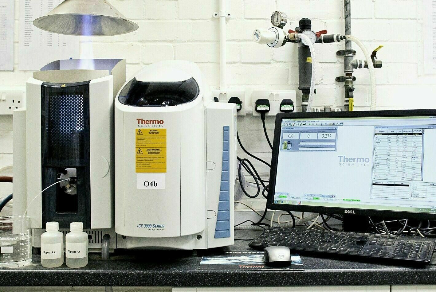 Thermo ICE 3300 AA Spectrometer Atomic Absorption System **FINANCING**WARRANTY**