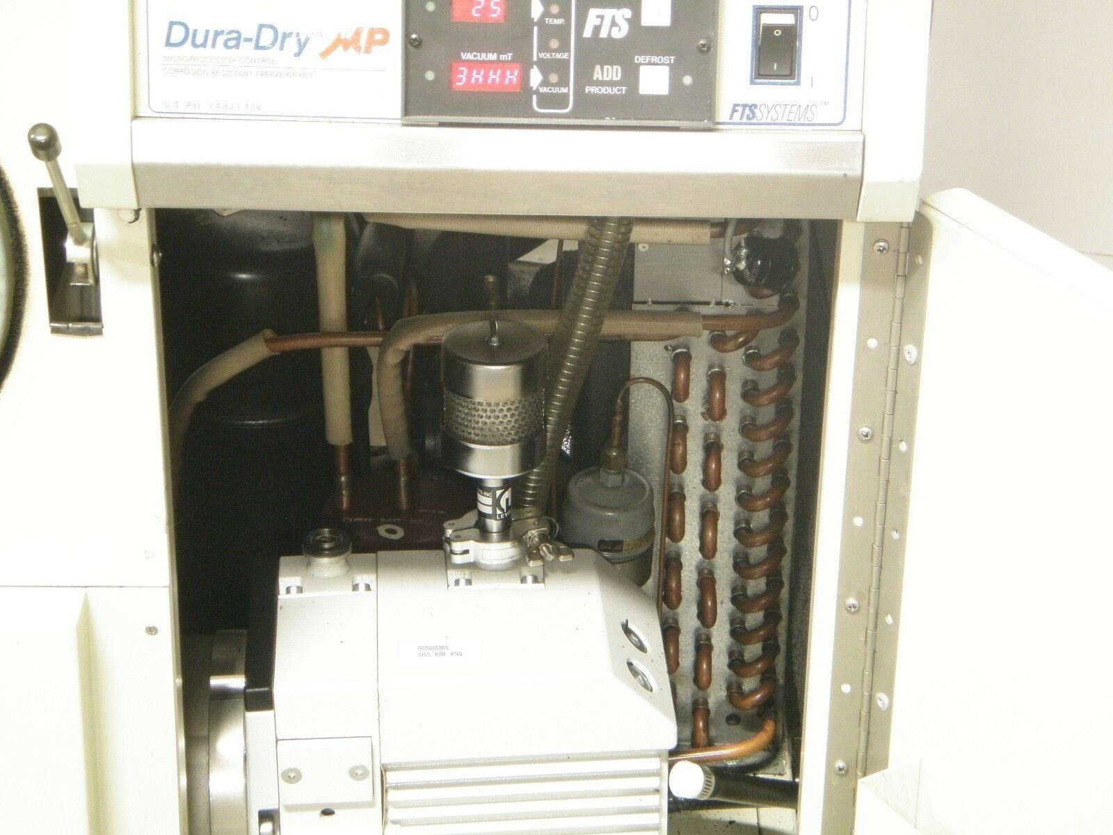 FTS Systems Microprocessor Control Dura-Stop and Dura-Dry