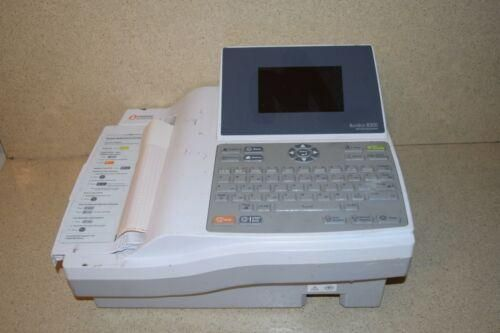 CARDIAC SCIENCE BURDICK 8300 ELECTROCARDIOGRAPH