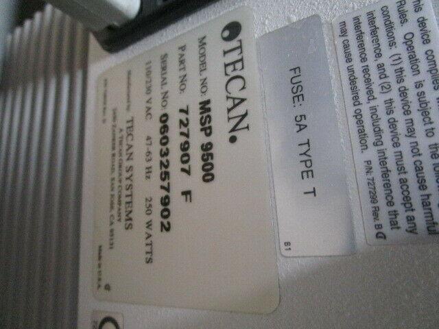 Tecan MiniPrep Model MSP 9000