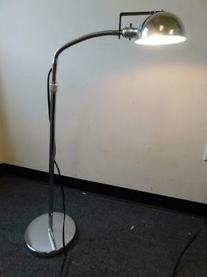 "Adjustable Goose Neck Medical Exam Light 35"" - 70"" Height w/ Bulb"