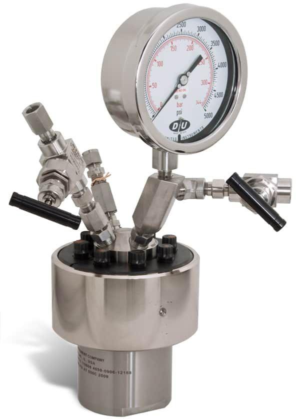 Series 4650 High Pressure/High Temperature Vessels