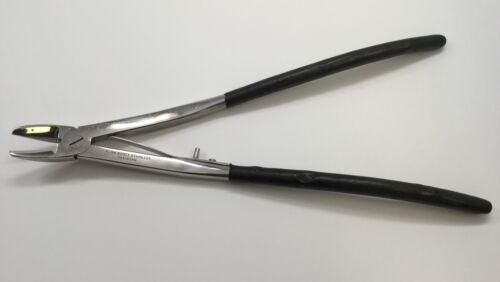 "Alan Scott Stainless Surgical Bone Cutting Forceps 13-1/2"""