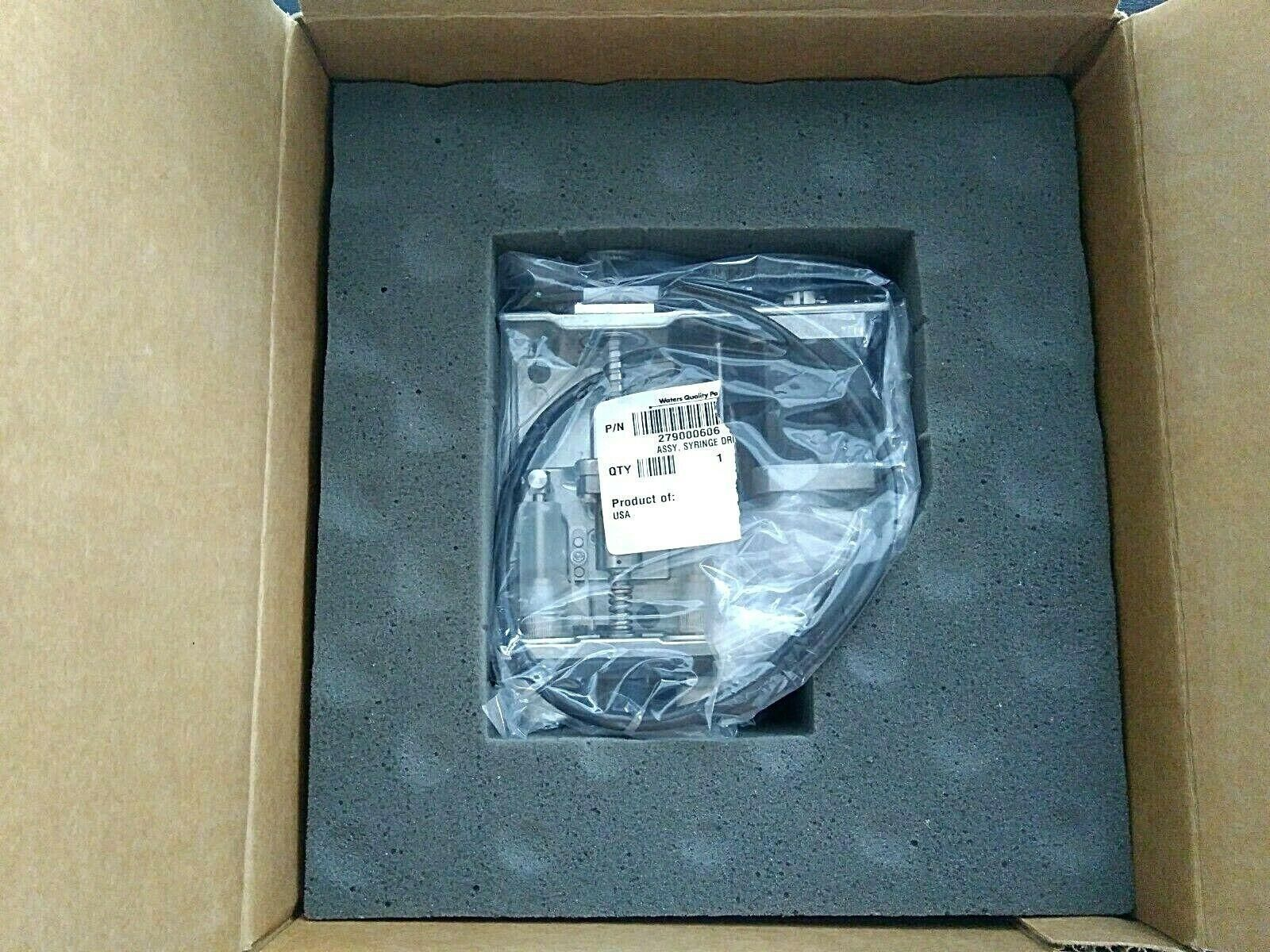Waters Acquity UPLC ASSY, Syringe Drive, WASH Part 700002567