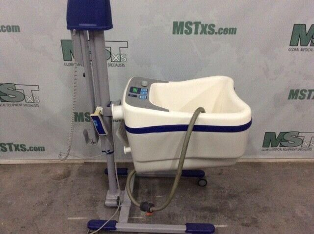 Arjo Sidekick FFB2X14 Portable Whirlpool, Medical, Healthcare, Physical Therapy