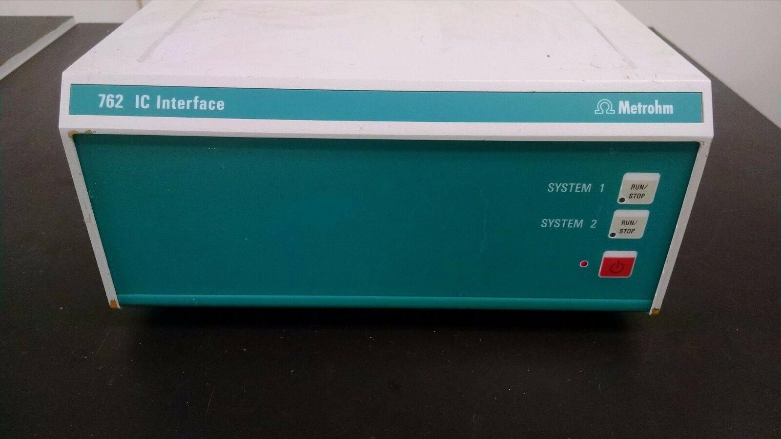 Metrohm  762 IC Interface, Tested, Working