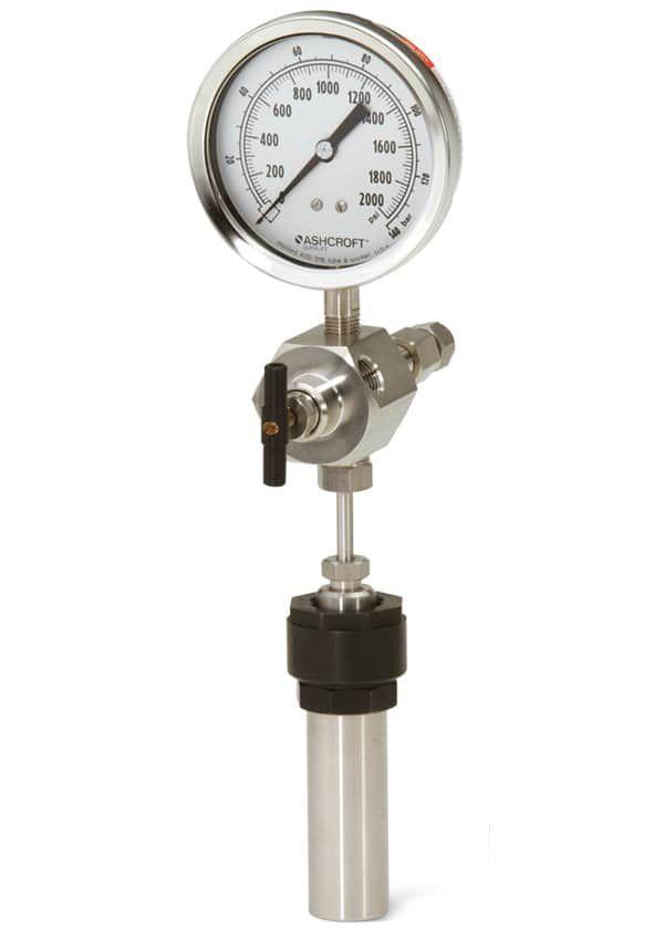 Series 4700 General Purpose Pressure Vessels, 22 & 45 mL