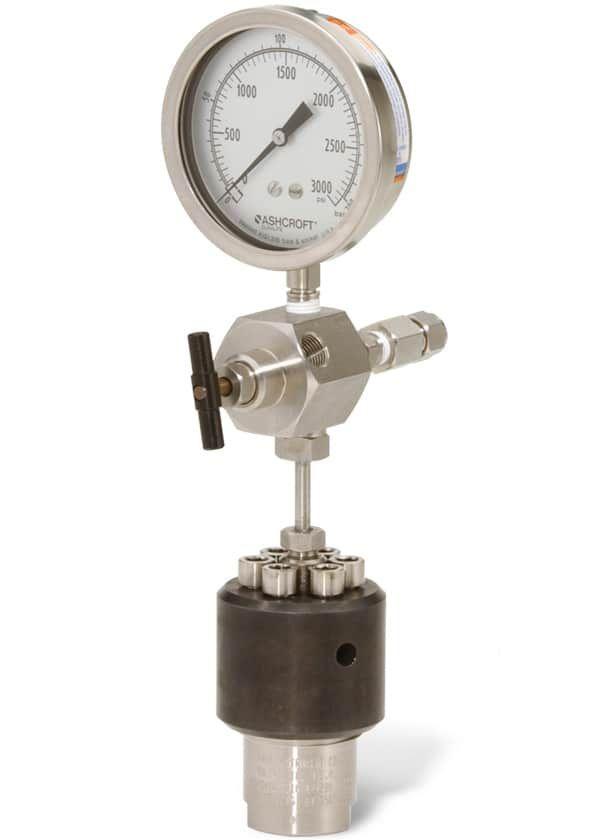 Series 4740 High Pressure/High Temperature Pressure Vessels, 25-75 mL
