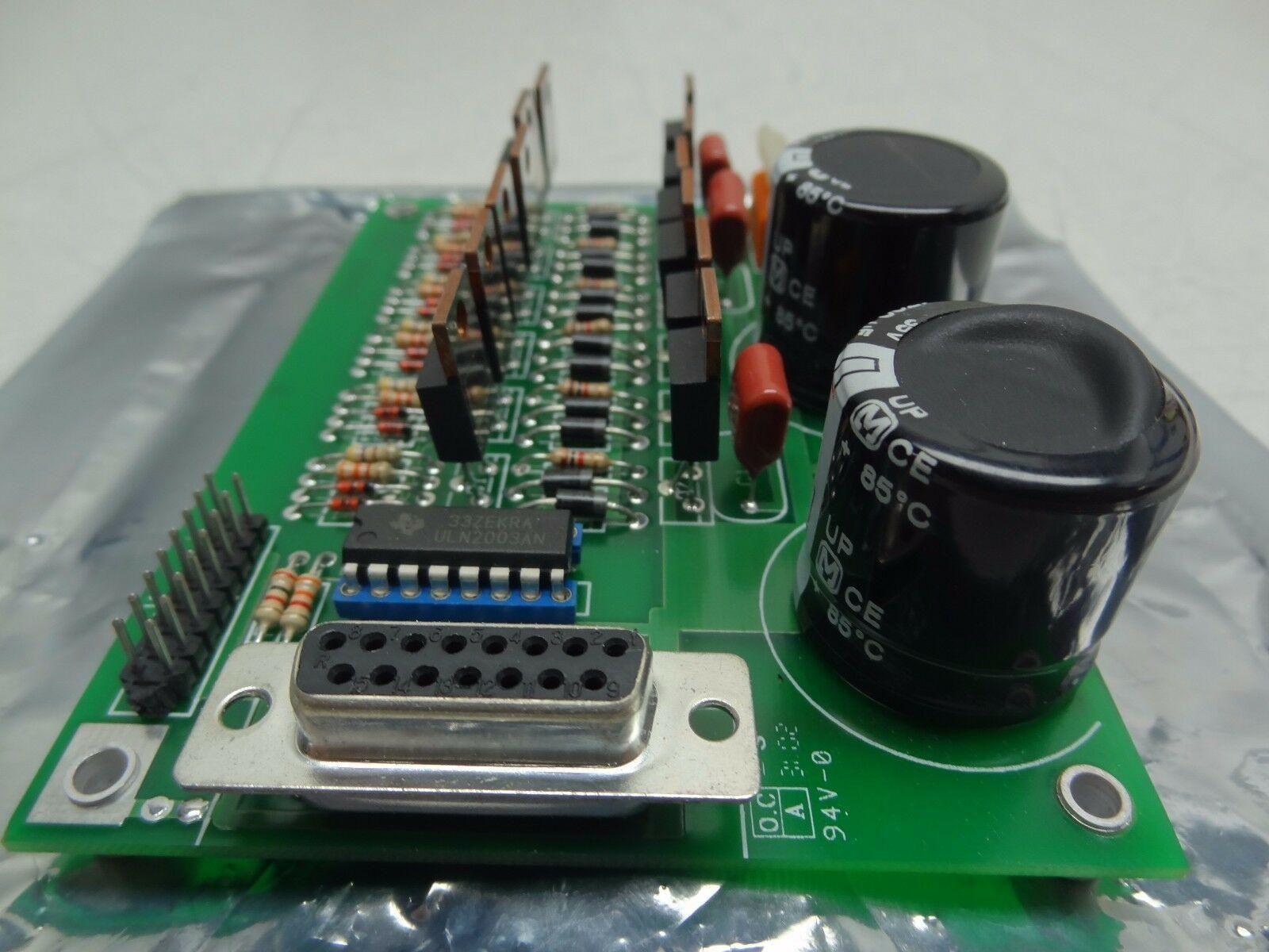 Oriental Vexta 103050-24 Stepper Motor Driver Power Board 24VDC ***BRAND NEW***