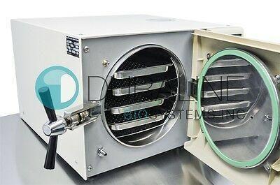 Tuttnauer 2540MK Autoclave Steam Sterilizer Fully Refurbished 6 Month Warranty