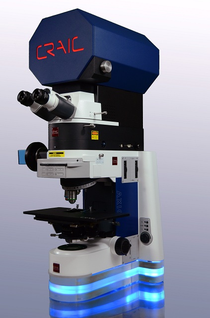 CRAIC 20/20 Perfect Vision Microspectrophotometer