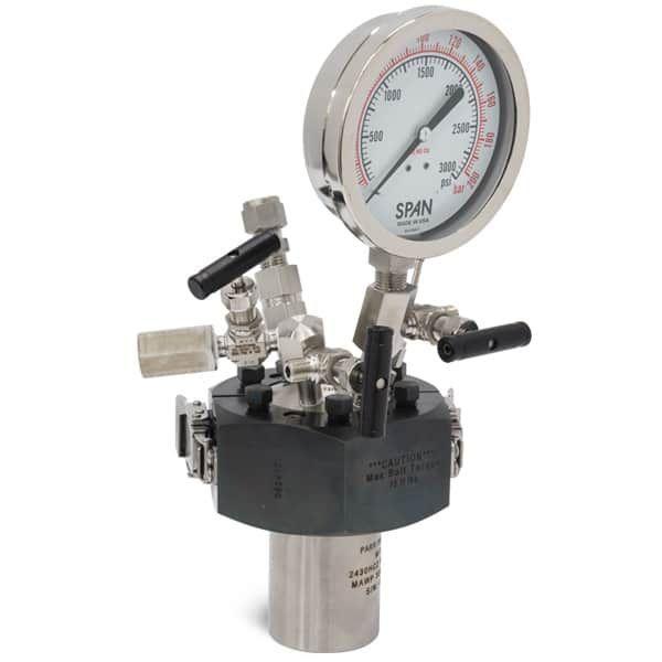 Series 4790 Pressure Vessel Systems, 25-100 mL