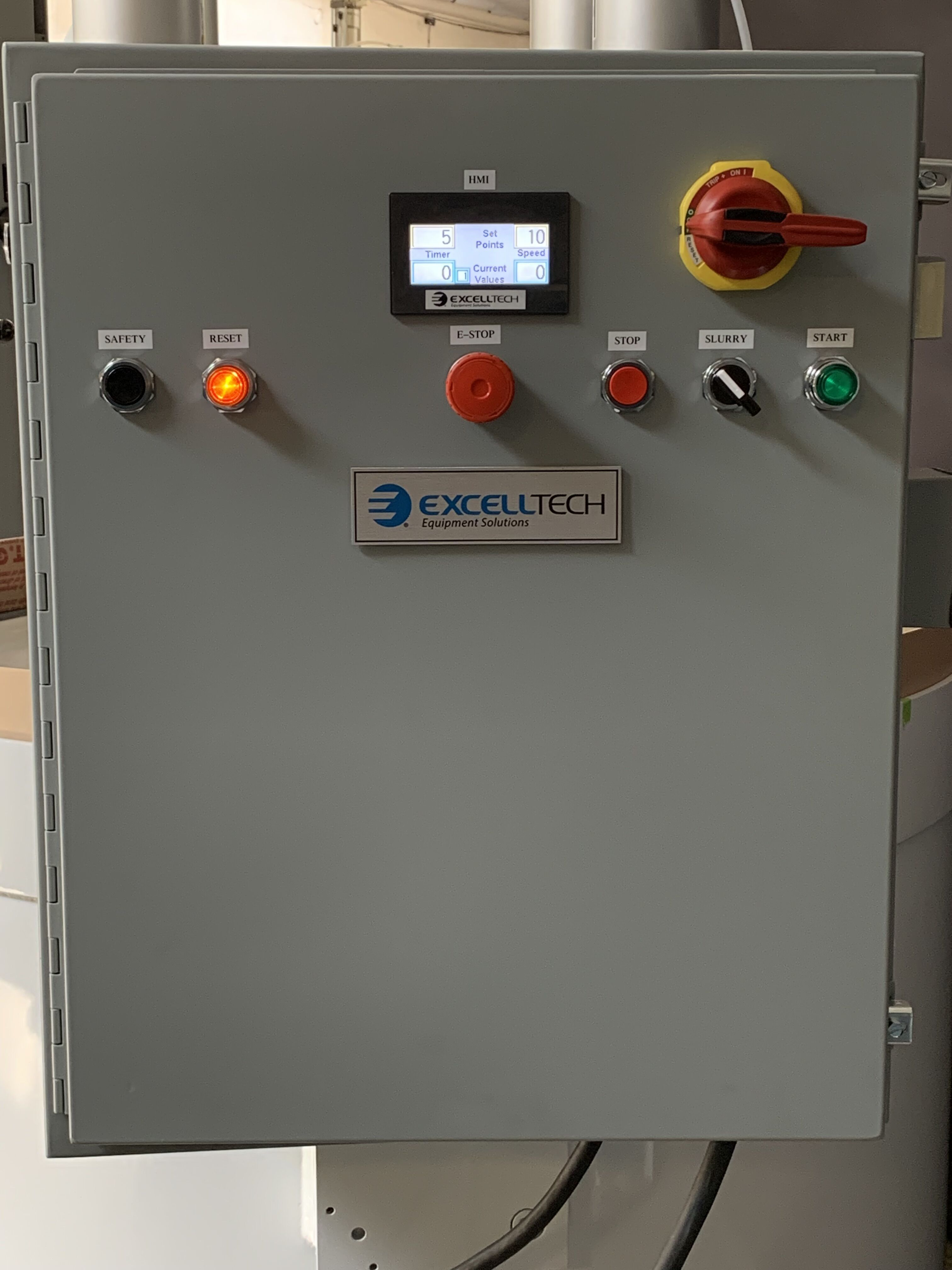 "48"" Speedfam Polisher 2020 Touch Screen Controls - USA Made - Rebuilt"