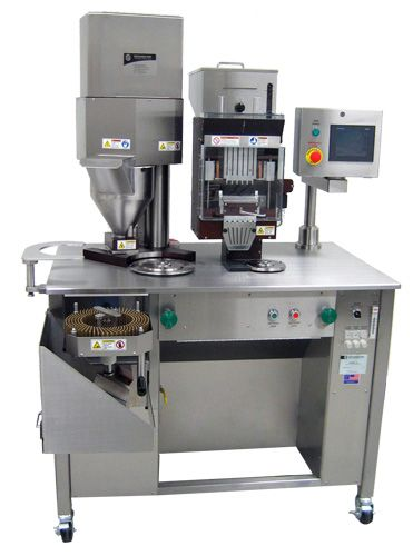 STI Model 10 Capsule Filling Machine