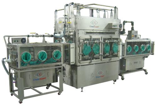STI Sterile Liquid Filling System