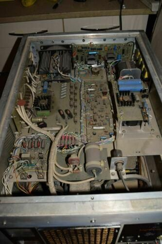 ^^ LOGIMETRICS A600/P .4 to 1.0 GHz TWT RF AMPLIFIER  (PS#2)