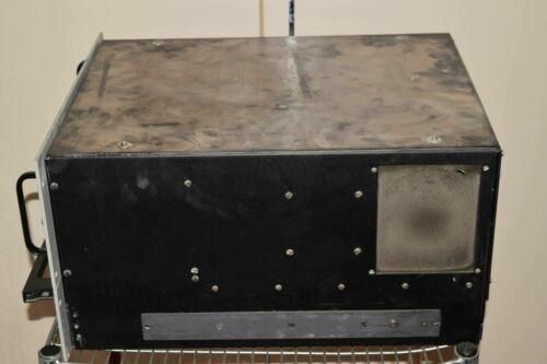 ^^ SPACE MICROWAVE LABS PULSED MICROWAVE AMPLIFIER 7.0-12 GHZ  (PS#4)