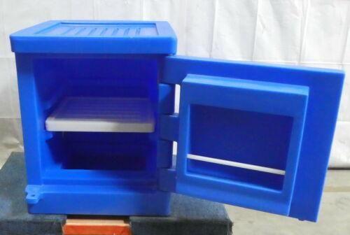 R173343 Eagle Mfg. CRA-PO4 4-Gallon Capacity Acid Storage Cabinet - w/ 1 Shelf