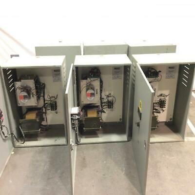 Staco AVR Voltage Regulator Power Conditioner Lot of 9