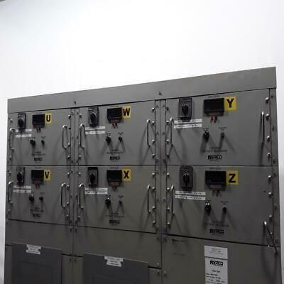 Staco Energy Stepper Voltage Regulators Frequncey Converter 094-5189A