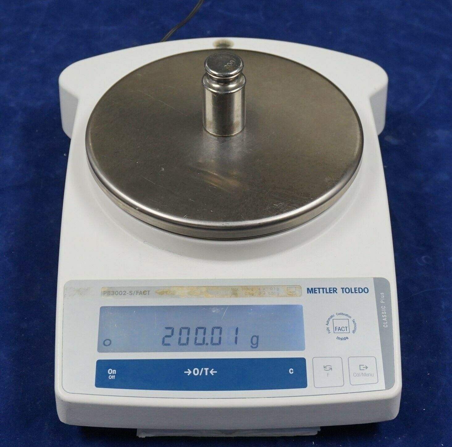 Mettler Toledo PB3002-S Precision Balance  Reconditioned and/or Used