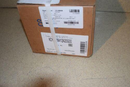 "^^ SWAGELOK PRESSURE REGULATOR KCY1GM412A20600 1/4"" 0-250 PSIG 1 PC - NEW (SQ43)"