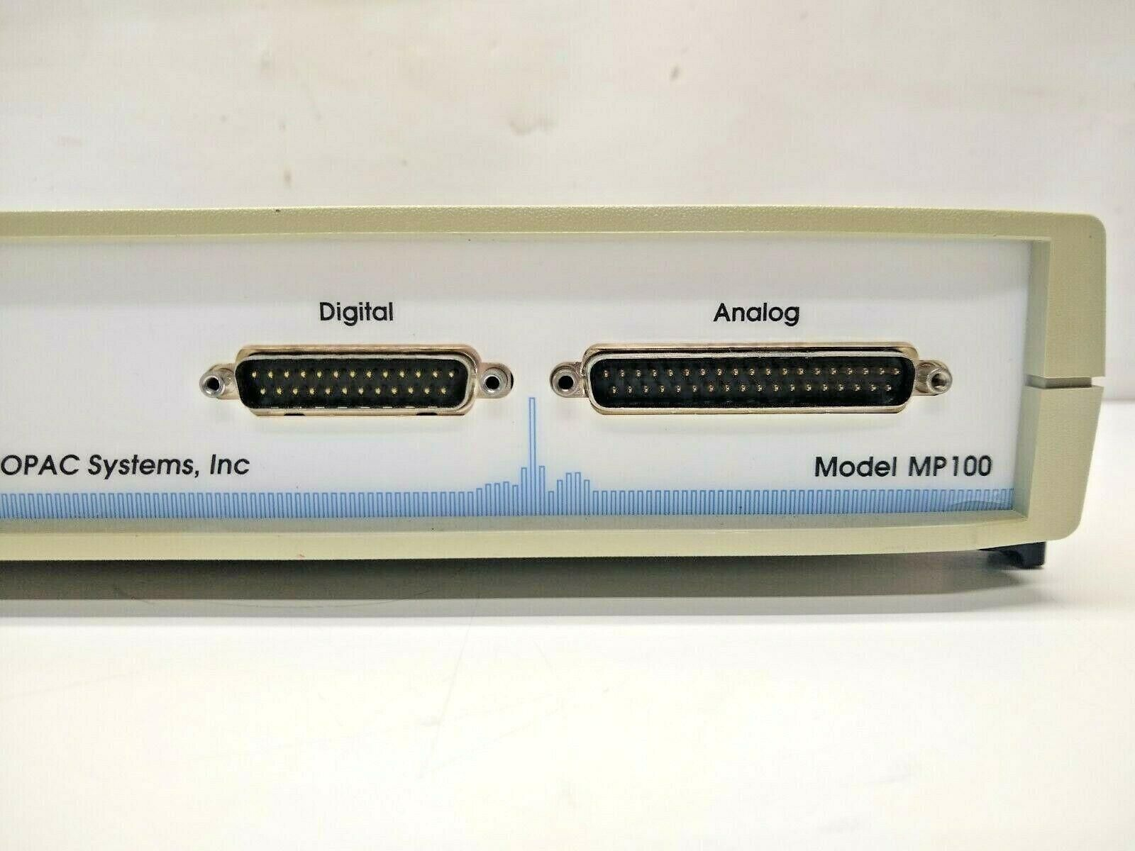 BioPac Systems Model MP100 Data Acquisition Interface