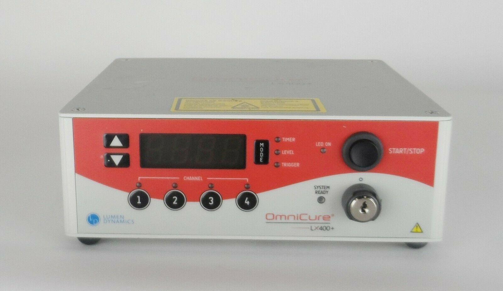 Luminex Dynamics Omnicure LX400+ Spot curing system