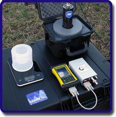 Radiation Alert GammaPAL - Portable Analysis Lab