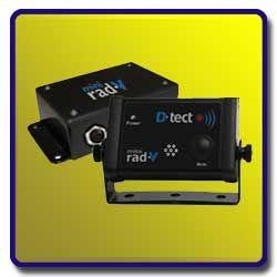 Mini Rad-V Vehicle Mounted Radiation Monitor